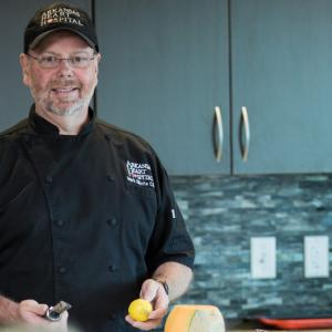 Healthy Eating Tips from Arkansas Heart Hospital Chef Mark Elliotte
