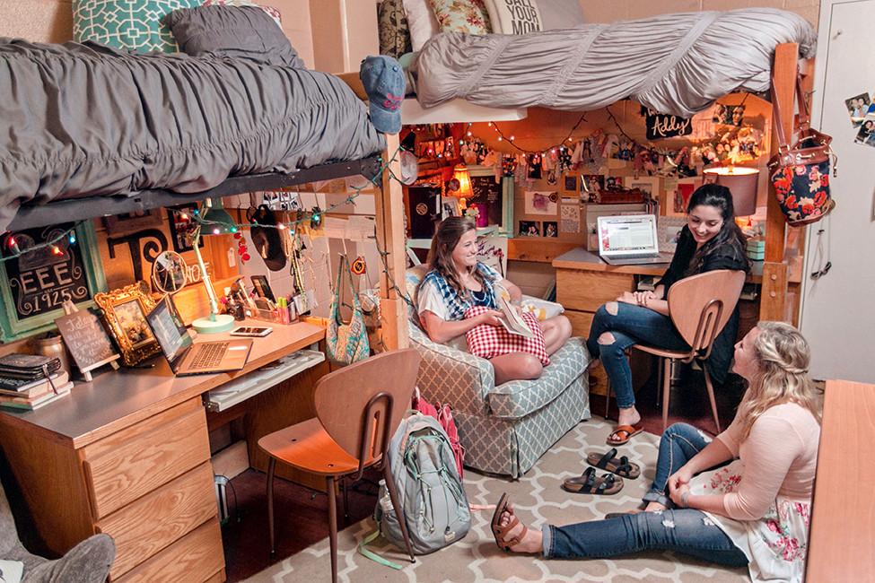Take a Sneak Peek at Your Future Dorm Room