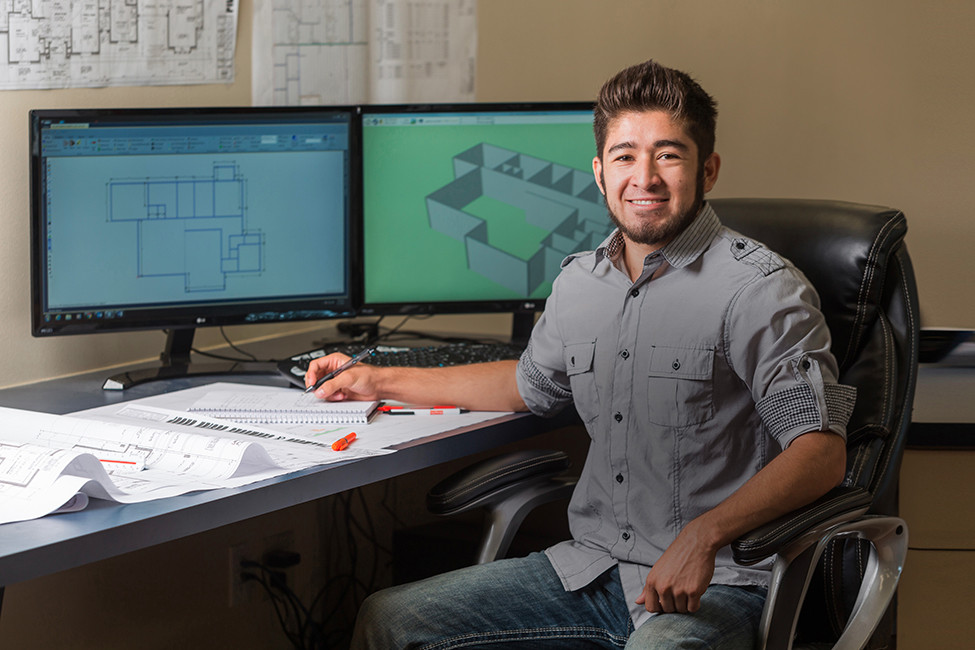 NEXT PROS JOB MATCH: Marco Torres Carranza on CAD/CAM Drafting
