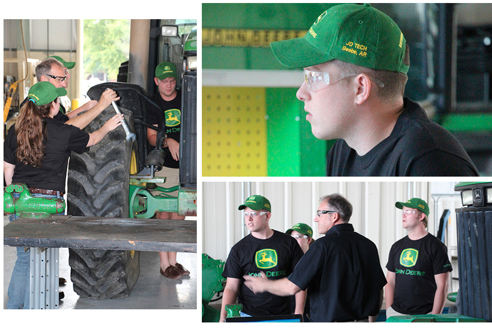 ASU–Beebe Offers John Deere Agriculture Tech Program