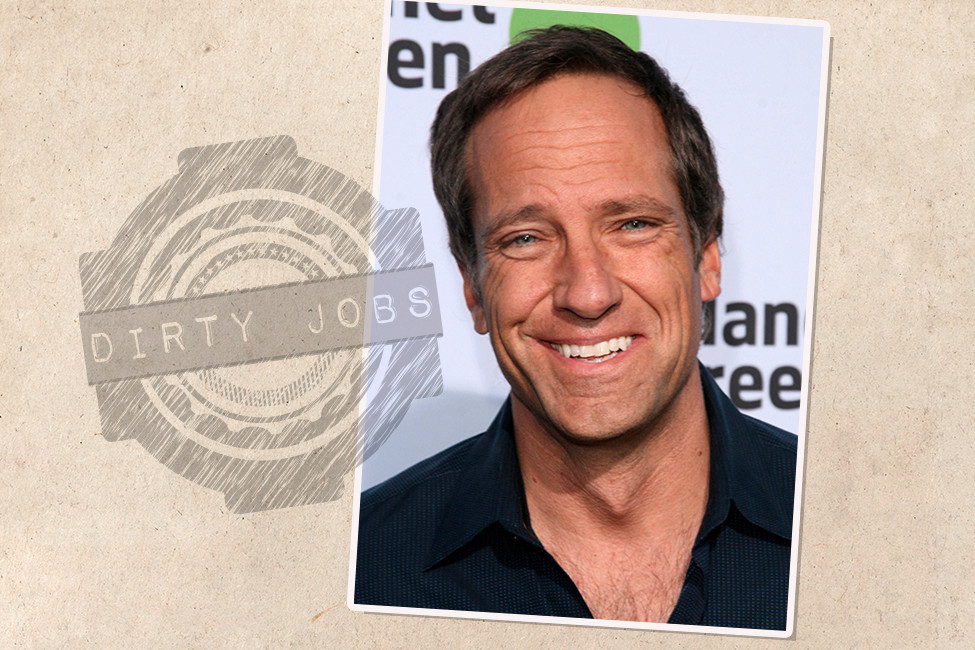 DYK? Mike Rowe from 'Dirty Jobs' Advocates for Trades