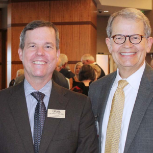 UAMS Welcome Reception for Dr. Patterson