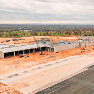 Largest Commercial Projects in Arkansas Top $2.1B
