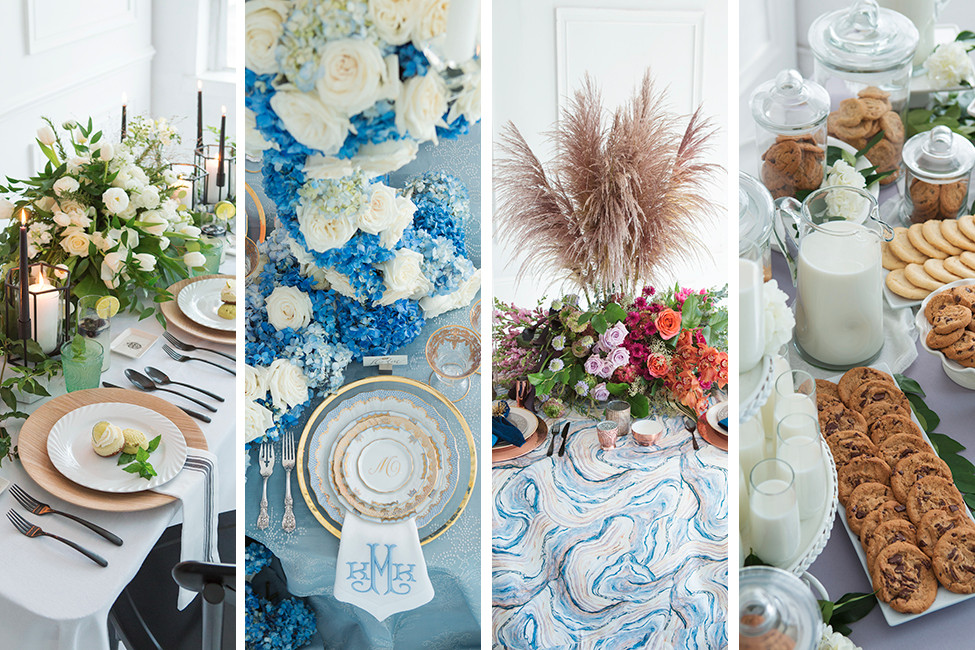 classic couples 4 tablescapes inspired by arkansas designers