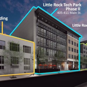 Preliminary Budget for Tech Park's Phase II is $26M
