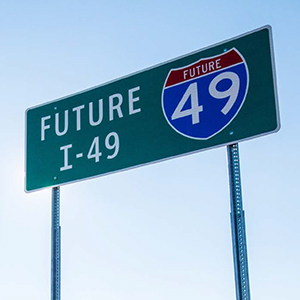 I-49 Bypass Gets Its Wish: A $25M Grant