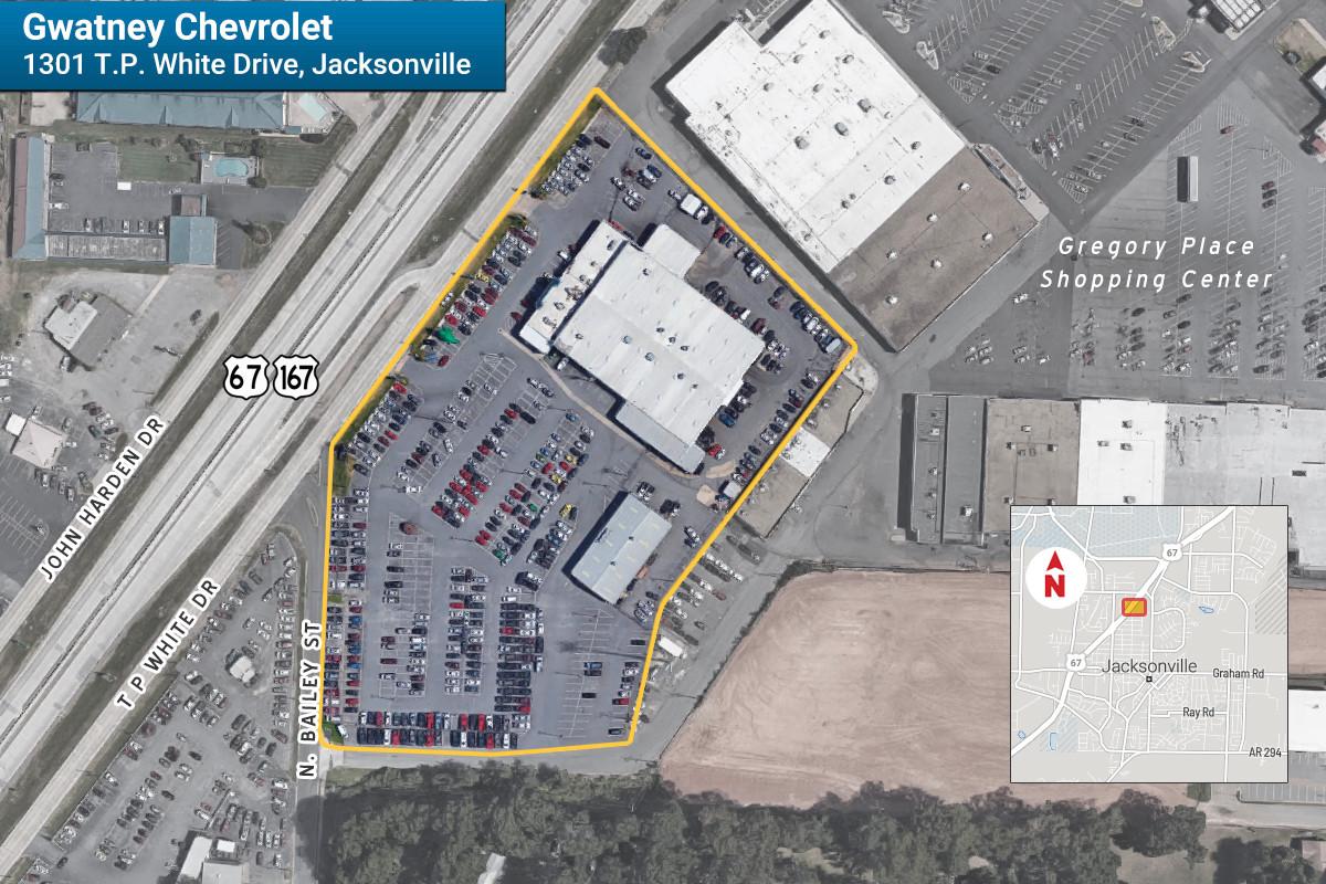 Gwatney Chevrolet Jacksonville Arkansas >> Chevy Dealership Sale In Jacksonville Tops 4m Real Deals