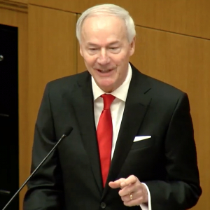 Asa Hutchinson Opposes Bills Scaling Back Wage Hike