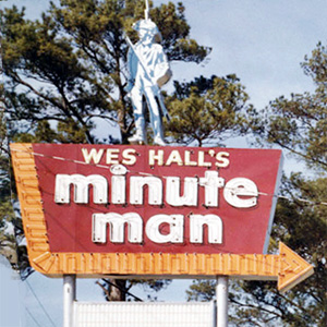 News Whets Local Appetite for Minute Man