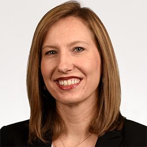 UAMS Names Amanda George CFO