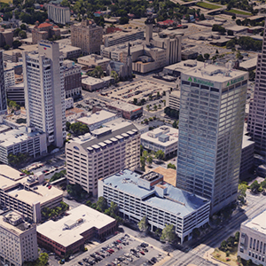 In Buyers' Market, Little Rock Office Towers Look to Sell