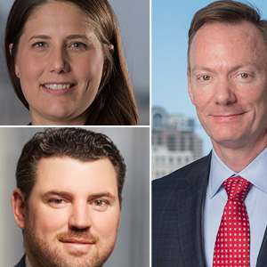 Mitchell Williams Adds Padgett, Read and Strickland (Movers & Shakers)