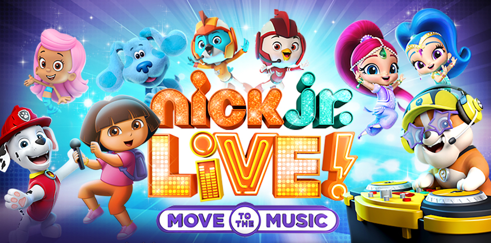 nick jr shimmer and shine competition