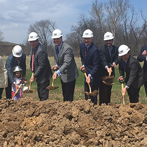 Transplace Begins Work on New Center in Rogers