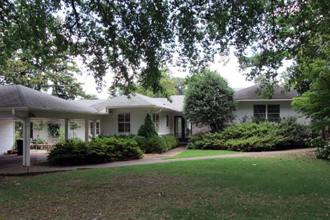 Property located near the Country Club of Little Rock.