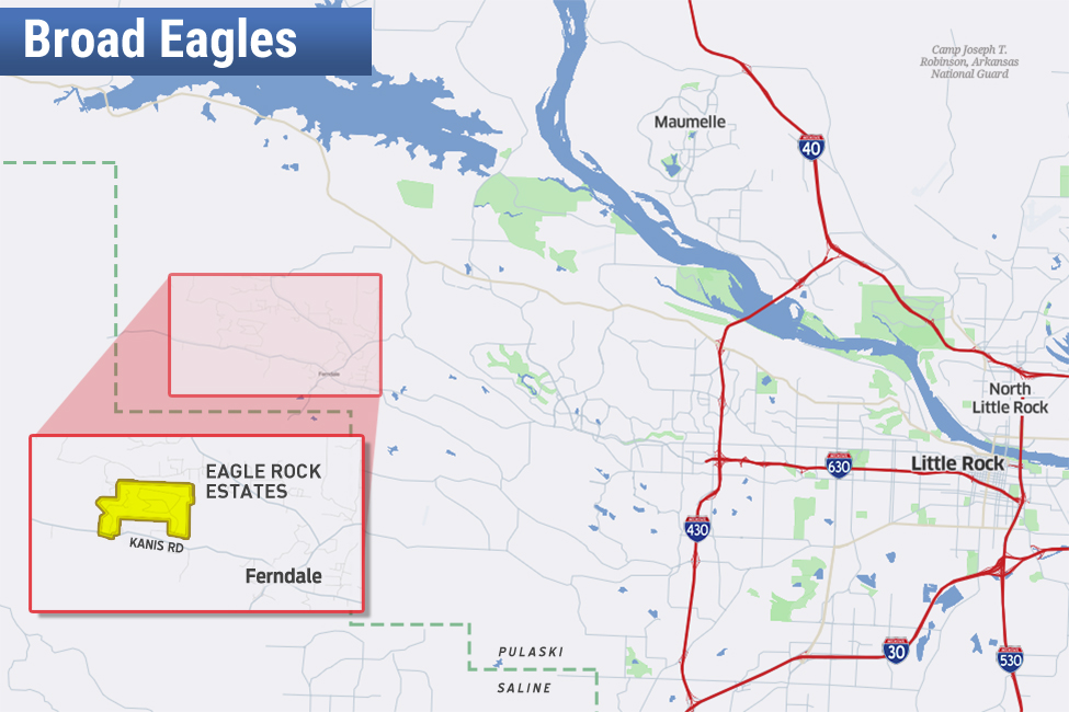 The FCC says that residents of Eagle Rock Estates in western Pulaski County already have access to broadband internet service. Comcast agress with the residents that they do no, but doesn't plan on building out to their area anytime soon.