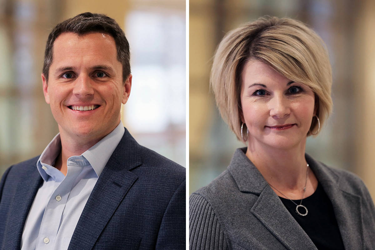 Will Tommey and Vanessa Harper, Mercy Health