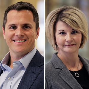 Mercy Promotes Director, VP (Movers & Shakers)