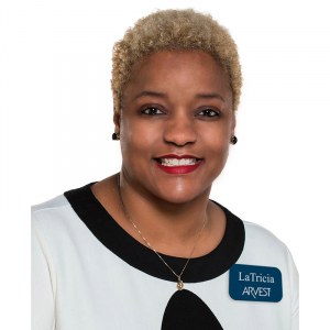 LaTricia Hill-Chandler Ready to Lead Arvest's Diversity Programs (Movers & Shakers)