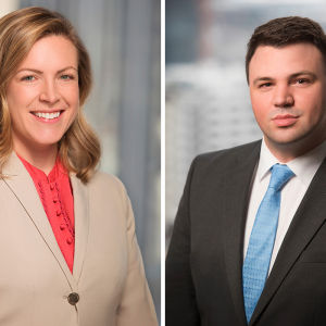 Mitchell Williams Adds Two to Firm (Movers & Shakers)