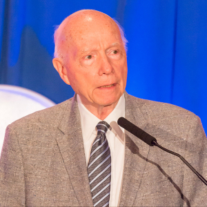 Joseph Bates Honored for Lifetime Achievement at Health Care Heroes Event