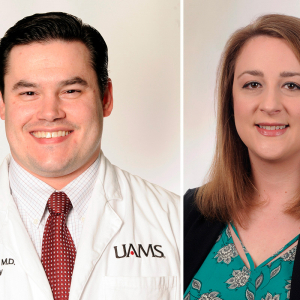 Morris, Cannady Accept New Roles at UAMS (Movers & Shakers)