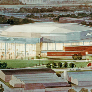 The Arena Era: Venue Set the Stage for 20 Years of Redevelopment