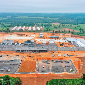 Limits Few for $300M Simmons Foods Project in Decatur