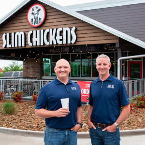 Shared Vision Propels Slim Chickens' Growth
