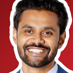 Mervin Jebaraj, UA Center for Business & Economic Research (40 Under 40)