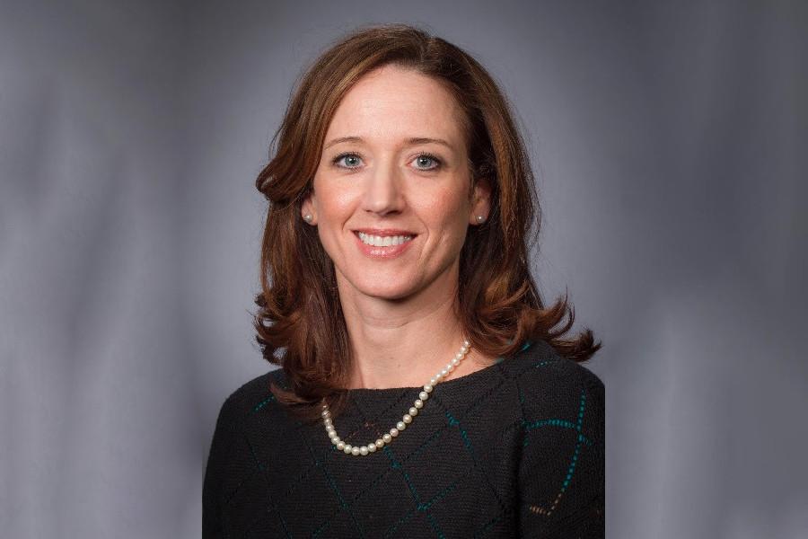 Cheryl Schluterman, director of the Arkansas Development Finance Authority