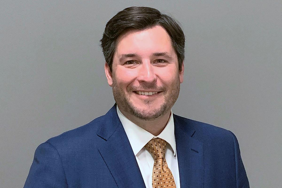Cam Deacon, director of finance at Entegrity