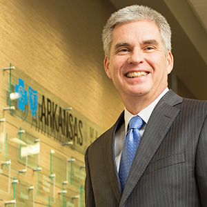 Blue Cross & Blue Shield CEO Curtis Barnett Unconcerned About Revenue Dip
