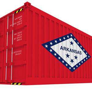 Transportation Equipment Top Export for Arkansas