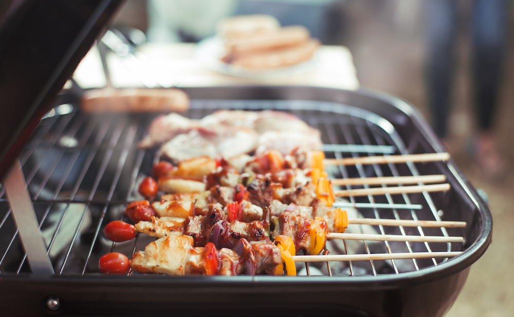 A Boozy Guide to Grilling With Spirits