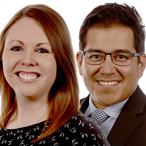 Peña, Peña Join UAMS (Movers & Shakers)