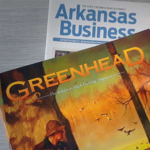 Arkansas Business, Greenhead Honored with National AABP Awards