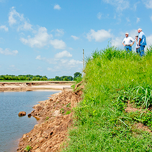Arkansas Floods Force New Look at Old Levees