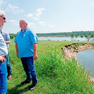 Arkansas Panel Issues Recommendations on State's Levees
