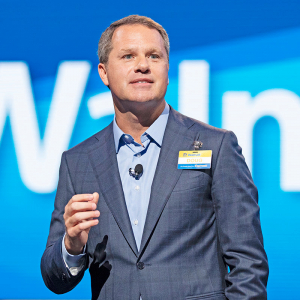 Walmart CEO Doug McMillon Leads List of Public Companies Executive Compensation