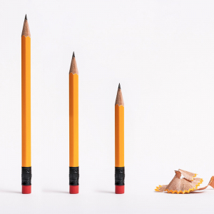 Sharpen Your Pencils (Craig Douglass On Consumers)