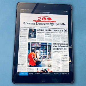 Will Fortune Favor the Future of News?