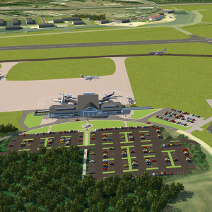 Airport Upgrades of $41M En Route to Texarkana Regional