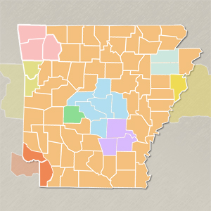 Unemployment Rates Trend Lower in Arkansas
