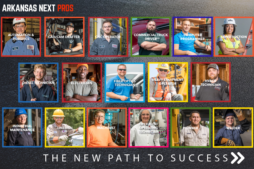 The New Path to Success: 17 Hot Jobs in Skilled Trades