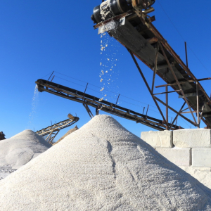 Sheridan Company Goes With the Grain As Golf Course Sand Supplier
