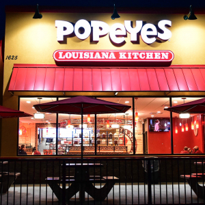 Popeyes Publicity Sparks Local Chicken Run