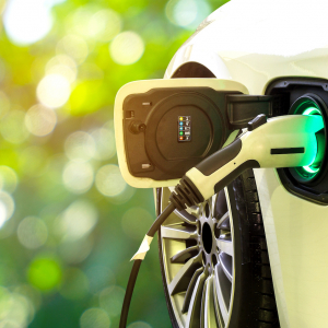 Second Presbyterian Unveils EV Chargers With Solar Project