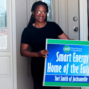 First Electric Cooperative's Neighborly Lesson In Home Automation