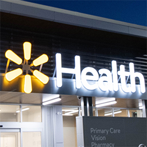 Walmart Adds Health Clinic to Its Lineup for Customers